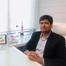 Samir Jayaswal,CEO