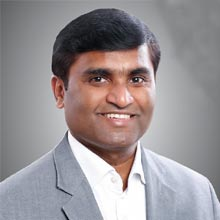 Punith Suvarna,Senior Director, Talent Acquisition & Global Leader