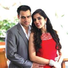 Karan Khanna, Co-Founder & CEO ,Prerna Khanna, Co-Founder