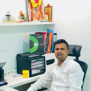 T.M. Kiran,Managing Director