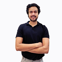 Shashank Sehrawat,CEO & Co-Founder