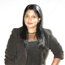 Shanthi Augustus,Founder & CEO
