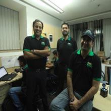 Divij Talwar, Adnan Kidwai and Gautam Malhotra,Co-Founders & Directors