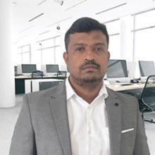 Balaram P,Director