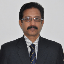 Suresh Ambalath, General Manager - National Marketing