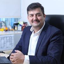 Saidutta Nanda,President HR