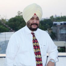 Arvinder Singh,Managing Director