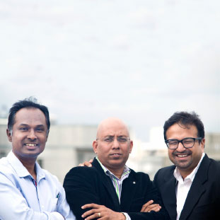 Mitish Chitnavis, Founder & CEO,Valerian Fernandes, Co-Founder & CMO