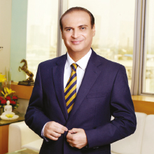 Marzin R Shroff,MD & CEO