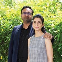 Pankaj Khubani & Taru Khubani,Co-Founders