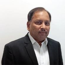 PK Sambamoorthy,Managing Partner