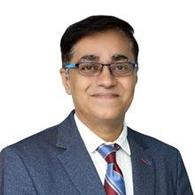 Hiteish Joshi,Founder & President