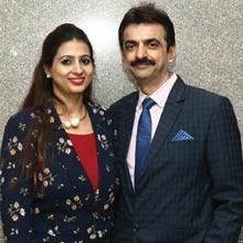 Ayesha Villait & Satish Villait,Directors