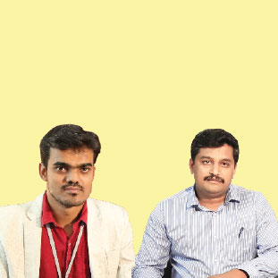 Saranraj,Co-Founder & CEO