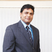 Arjun Valluri,Chairman & Managing Director