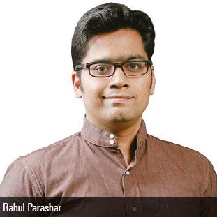 Rahul Parashar,Founder