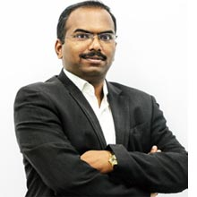 Milind Thorat,CEO & Co-Founder