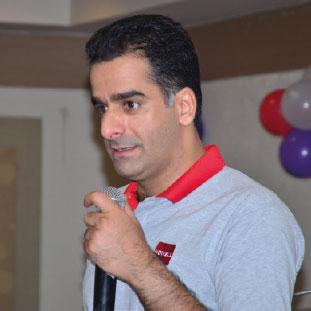 Syed Ishtiyaq,General Manager