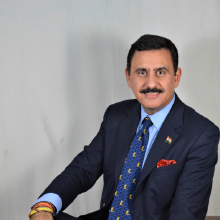 Navroze D Dhondy,  Founder & Managing Director