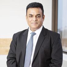 Dev Anand V,Founder & Executive Director