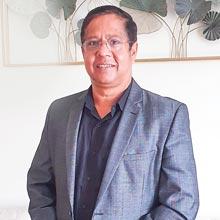 Binay Prakash Pandey,CEO
