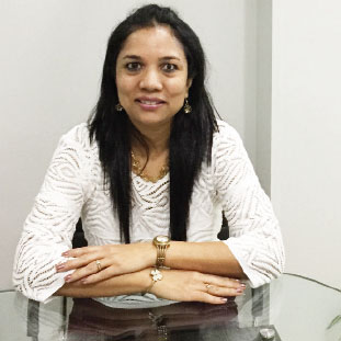 Dnyanada Potdar,Founder, Consulting Audiologist & Speech Therapist