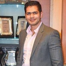 Arjun Bafna,Managing Director