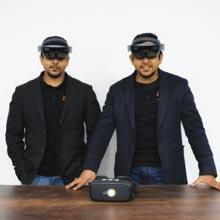 Nishant Raju & Ishant Raju,Co-founders