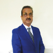 Mithilesh Giri, Managing Director