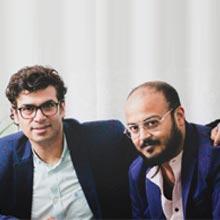 Ankit Batra & Shivasis Mookherjee,Co-Founders