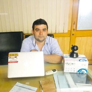 Gagan Randhawa,CEO