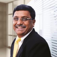 Srinivas Aravapalli, CEO