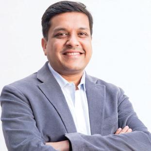 Anuj Gupta,CEO