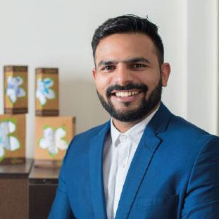 Rohan Kulkarni, CEO