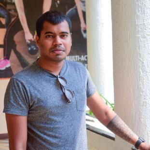 Simon Fernandes,Founder