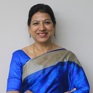 Anjana Ghosh,Director - Marketing & Business Development