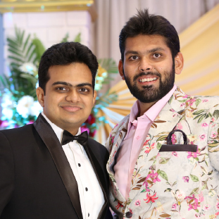 Pranav Nandu and Hardik Shah,Co- Founders