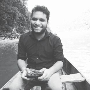 Saransh Garg,Managing Director