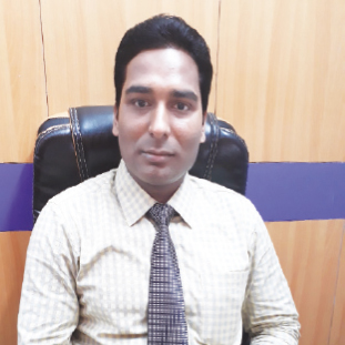 Amit Kumar Gupta,  Business Head