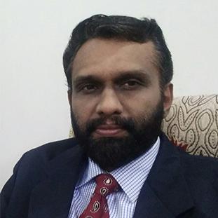Biju Ramakrishna Pillai,CEO