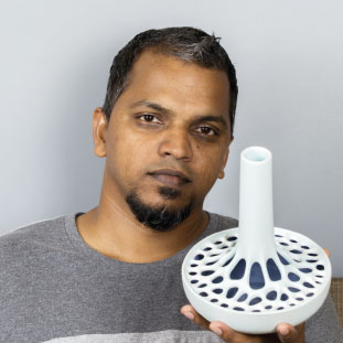 Siddhesh Naik,Founder