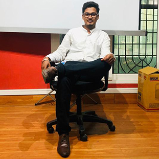 Manjunath M R,   CEO