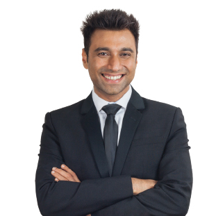 Amin Rozani ,Founder & Managing Director
