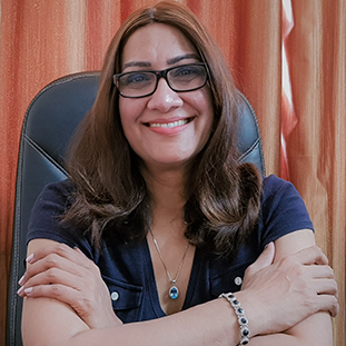 Sumi Patel,Founder