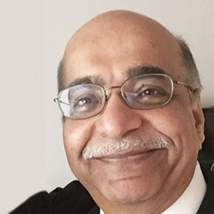 Dr. Mukesh V Gandhi, Founder & CEO