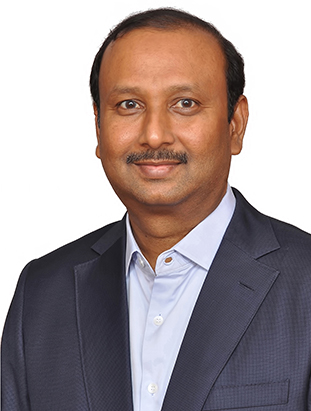 B.R. Muralidhar,CEO