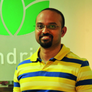 Pankaj Risbood, Co-Founder
