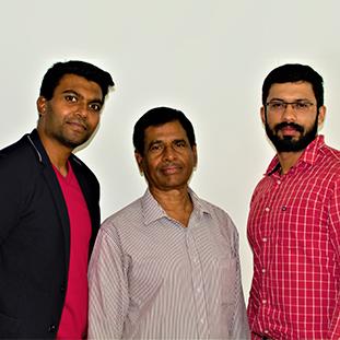 Karthikeyan Sathyaseelan, Co-Founder,Ravindranath, CEO