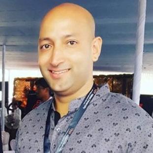 Deep Bajaj,Co-Founder