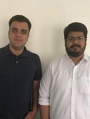 Amit Gulati & Saurabh Soni,Co-Founders